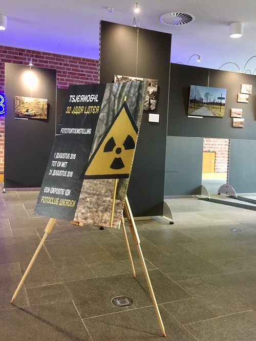 "Expositie ""Tsjernobyl, 32 jaar later"""